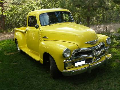 1955 Chevy 3100 - Chevrolet - Chevy Trucks for Sale | Old ...