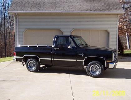 1985 Chevy Silverado - Chevrolet - Chevy Trucks for Sale ...
