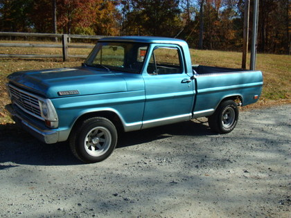 1969 ford f100 ford trucks for sale old trucks antique trucks vintage trucks for sale. Black Bedroom Furniture Sets. Home Design Ideas