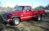 1982 Chevy silverado Shortbox fleetside