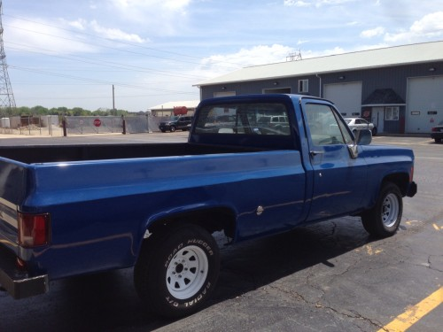 1976 Chevy Pickup Chevrolet Chevy Trucks For Sale