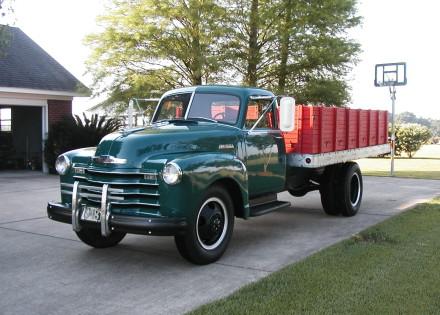 1948 Chevy Chevrolet 6400 - Chevrolet - Chevy Trucks for ...