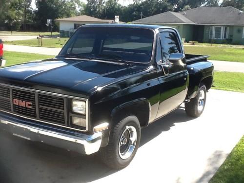 1985 Gmc High Sierra Gmc Trucks For Sale Old Trucks