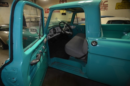 1962 ford f100 unibody