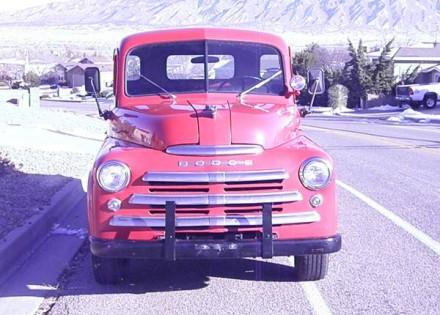 1948 Dodge Ram Pilothouse B1B
