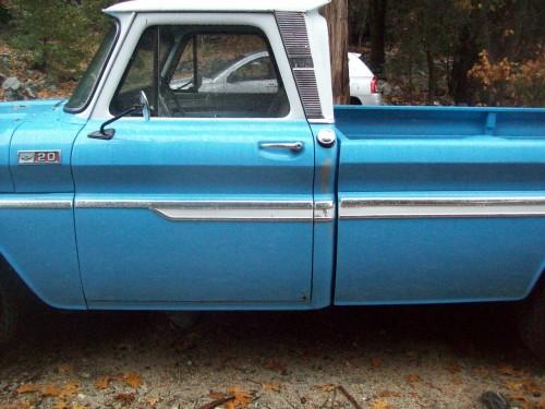 1965 Chevy C20 - Chevrolet