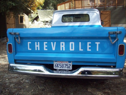 1965 chevy c20 chevrolet chevy trucks for sale old trucks