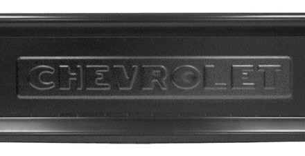 47 53 chevy tailgate with chevrolet letters beds bed parts truck parts accessories for. Black Bedroom Furniture Sets. Home Design Ideas