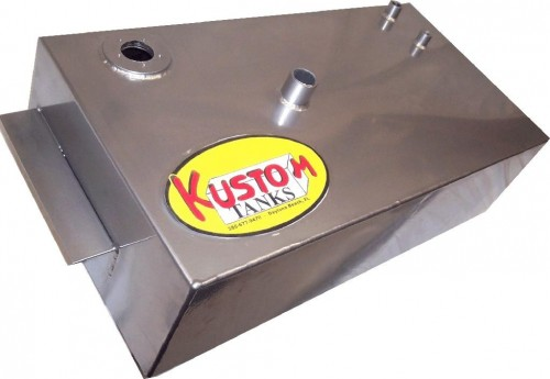 1955 1959 Chevy Truck 15 Gallon Aluminum Fuel Tank