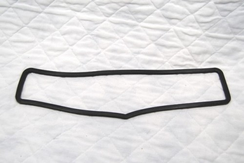 1954 - early 1955 chevy    gmc truck top cowl vent seal - rubber