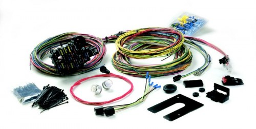 painless performance 18 circuit wiring harness for trucks. Black Bedroom Furniture Sets. Home Design Ideas