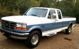1996 Ford F-250 7.3 powerstroke diesel