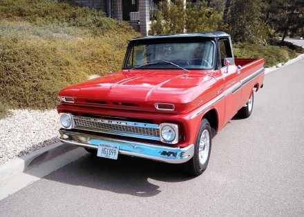 1965 Chevy C10 Custom