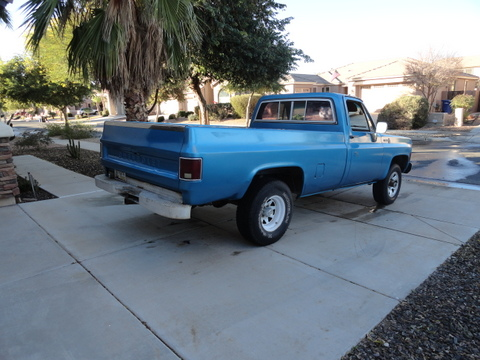 Gmc Single Cab >> 1980 Chevy Scottsdale - Chevrolet - Chevy Trucks for Sale ...