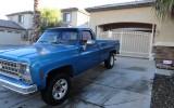 1980 Chevy Scottsdale