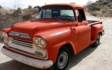 1959 Chevy 3/4 Ton Pick Up