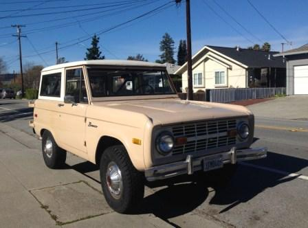 1976 Ford Bronco Ford Trucks For Sale Old Trucks