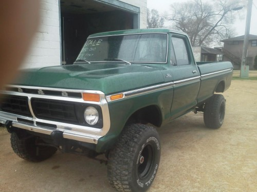 1977 Ford Ford F 150 Ranger Ford Trucks For Sale Old