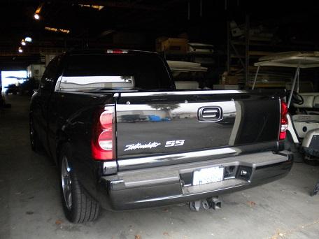 2006 Chevy Silverado Dale Earnhardt Intimidator SS ...