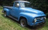 1955 Ford Ford F250 Long bed