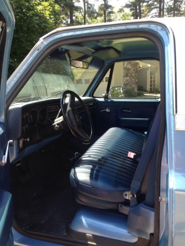 Trucks For Sale In Arkansas >> 1986 Chevy C20 - Chevrolet - Chevy Trucks for Sale | Old ...
