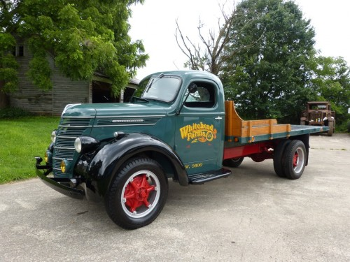 1937 other international harvester d30 other trucks for sale old trucks antique trucks. Black Bedroom Furniture Sets. Home Design Ideas