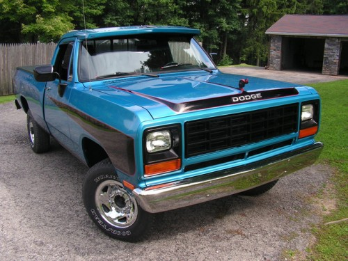1982 dodge w250 ram dodge trucks for sale old trucks. Black Bedroom Furniture Sets. Home Design Ideas