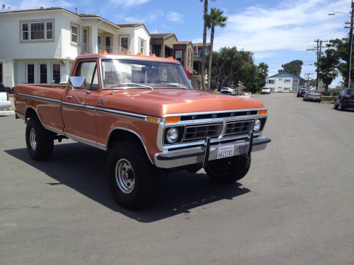1978 Ford F-250 4x4 XLT - Ford Trucks for Sale | Old ...