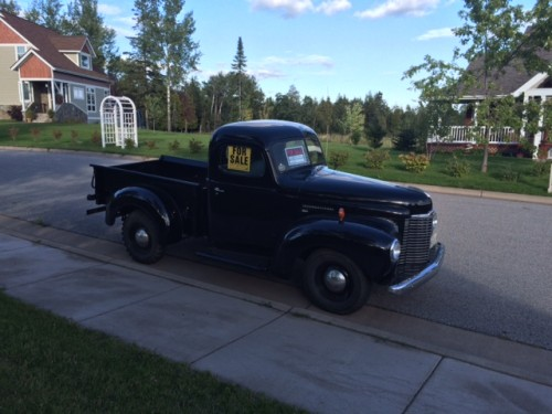 1949 Other Kb1 International Pickup Truck Other Trucks