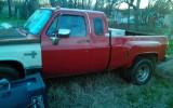 1985 Chevy c/k 30