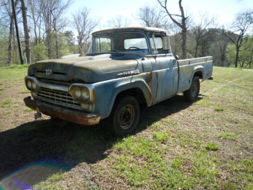 1960 ford f 100 ford trucks for sale old trucks antique trucks vintage trucks for sale. Black Bedroom Furniture Sets. Home Design Ideas