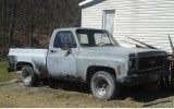 1975 Chevy C10 shortbed