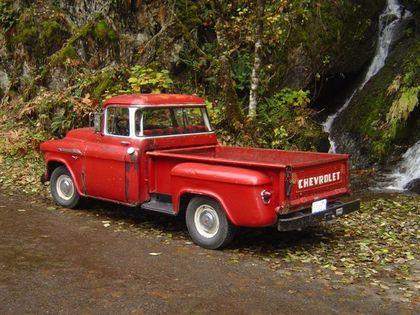 1956 chevy 3200 chevrolet chevy trucks for sale old trucks antique trucks vintage. Black Bedroom Furniture Sets. Home Design Ideas