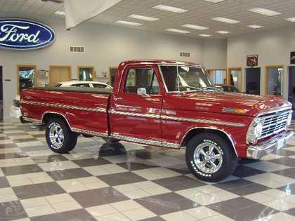 1969 ford f100 ford trucks for sale old trucks. Black Bedroom Furniture Sets. Home Design Ideas