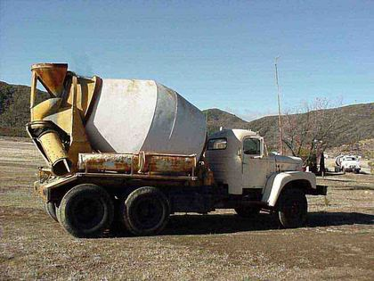1965 Other Cement Truck Other Trucks For Sale Old