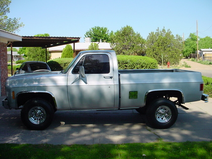 1978 Gmc K 1500 4x4 Gmc Trucks For Sale Old Trucks