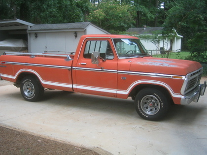 1973 Ford F100 Ford Trucks For Sale Old Trucks