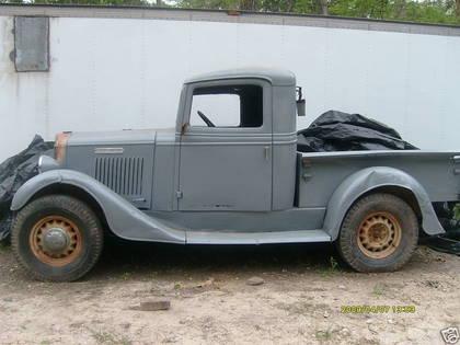 1934 Other Harvester Other Trucks For Sale Old Trucks