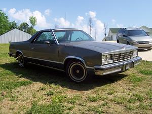 1980 Chevy El Camino
