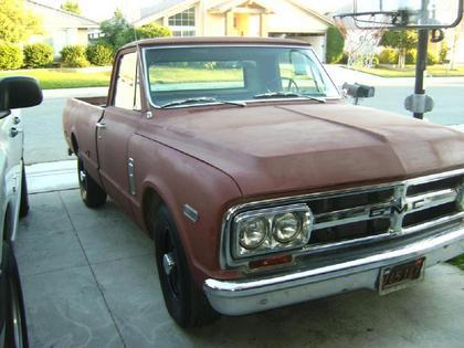 1967 GMC Camper Cruiser - GMC Trucks for Sale | Old Trucks