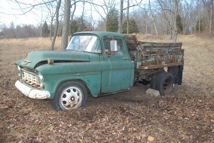 Chevy one ton truck