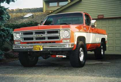 Old Chevy Pickup >> 1975 GMC K1500 - GMC Trucks for Sale | Old Trucks, Antique Trucks & Vintage Trucks For Sale ...