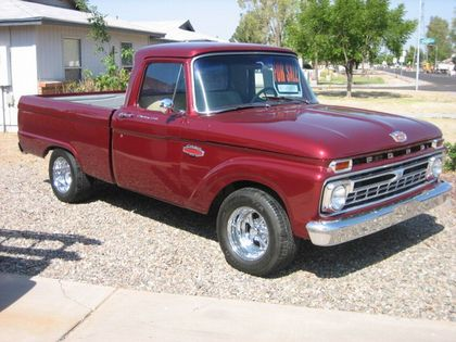 1966 Ford F 100 Ford Trucks For Sale Old Trucks
