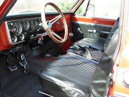 1968 Chevy K20 - Chevrolet - Chevy Trucks for Sale | Old ...