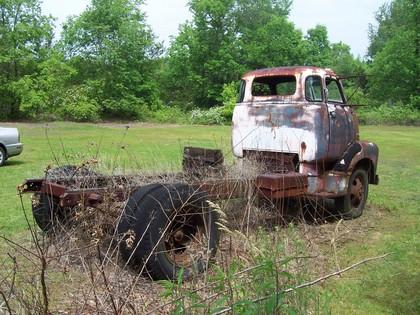 1947 Chevy COE series 5700