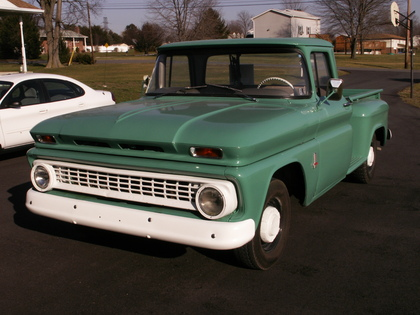 1963 Chevy C10 - Chevrolet - Chevy Trucks for Sale | Old ...
