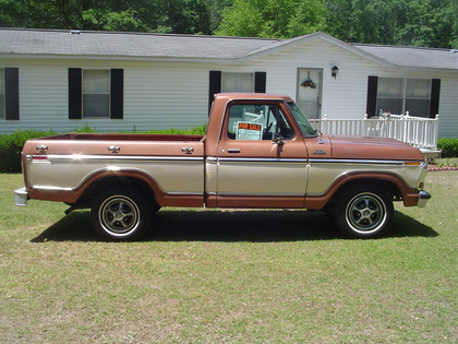 1978 Ford F100 Ford Trucks For Sale Old Trucks