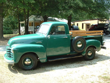 1953 chevy 3100 chevrolet chevy trucks for sale old trucks antique trucks vintage. Black Bedroom Furniture Sets. Home Design Ideas