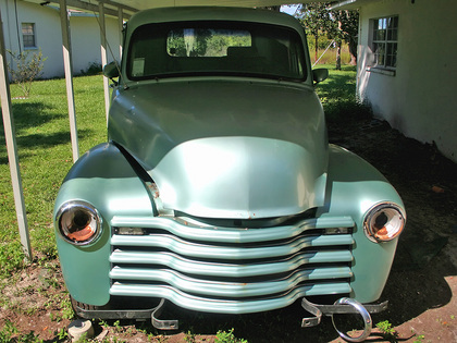 1954 Chevy Pickup 1/2 Ton?