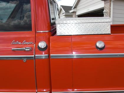 1972 Chevy camper specal Longhorn - Chevrolet - Chevy ...